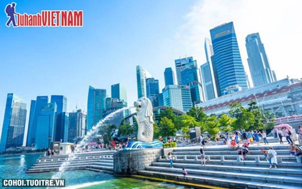 Tour Singapore - Malaysia trên du thuyền 5 sao