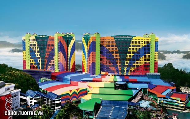 Trải nghiệm hè thú vị với Tour Malaysia-Singapore 6N5D