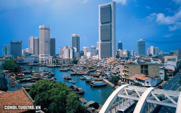 Hành trình 3 biên giới Singapore - Malaysia - Indonesia