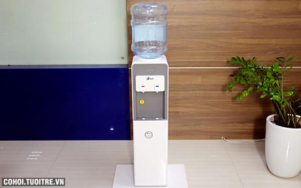 Cây nước nóng lạnh 2 vòi FujiE WD1900E
