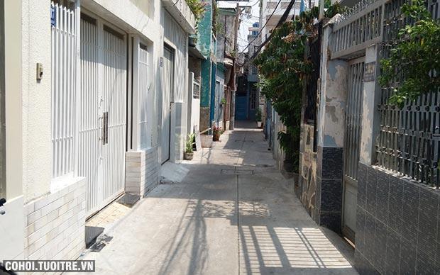 Cần bán nhà trên đường Lê Văn Thọ, Quận Gò Vấp