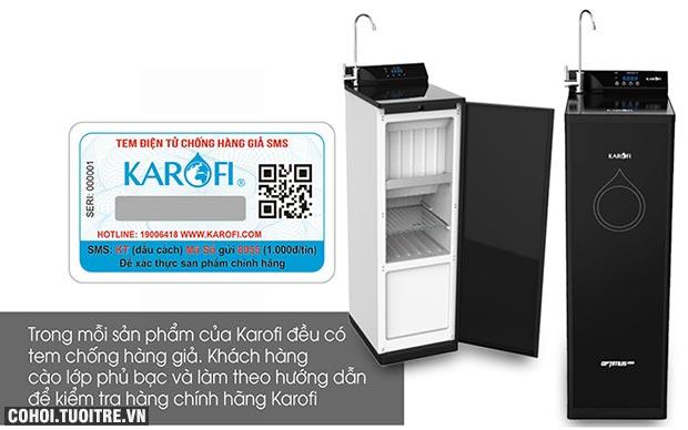 Máy lọc nước RO KAROFI OPTIMUS HOT+ O-H238 (8 cấp lọc)