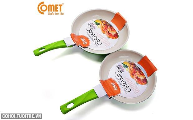 Chảo ceramic chống dính COMET CH11-24cm