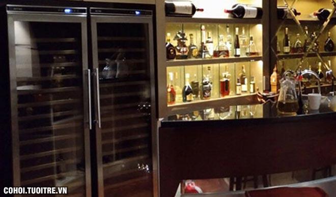 Tủ rượu Kadeka KSJ168EW chính hãng