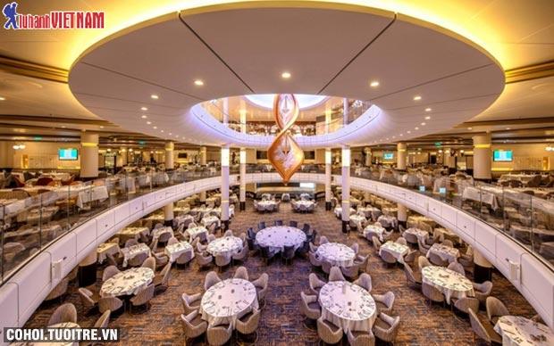Tour du thuyền 5 sao cao cấp từ 9,39 triệu đồng