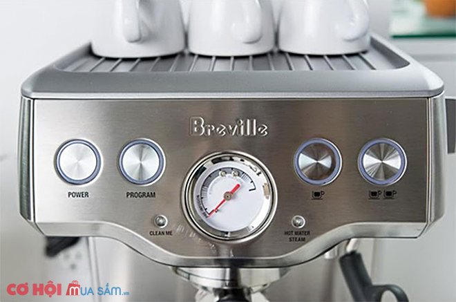 Máy pha cà phê Breville 01 group 870