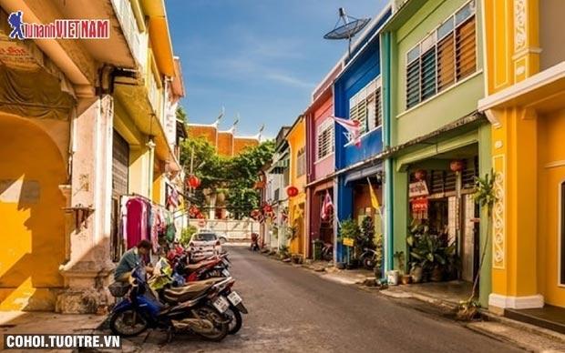Tour bay thẳng đến thiên đường Phuket chỉ từ 6,99 triệu đồng