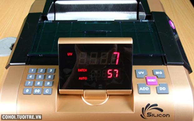 Máy đếm tiền Silicon MC-2900