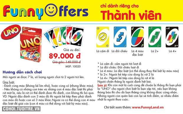 Ưu đãi đến 50% đồ chơi trẻ em dành cho thành viên Funnyland