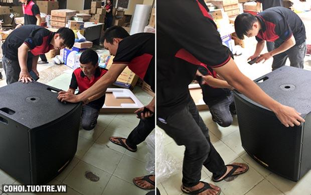 Loa vali kéo di động Temeisheng - mới 100%