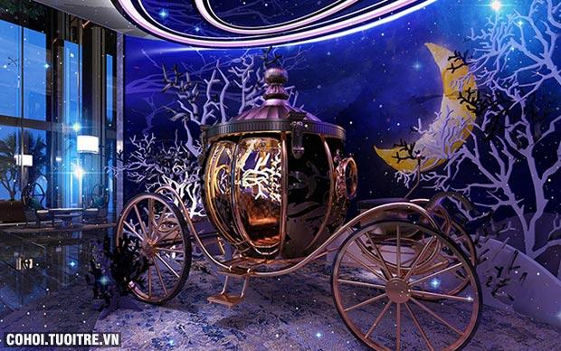 Coco Wonderland Resort - đánh thức giấc mơ cổ tích