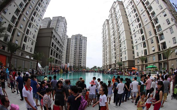 Khánh thành hồ bơi mang tên Ánh Viên