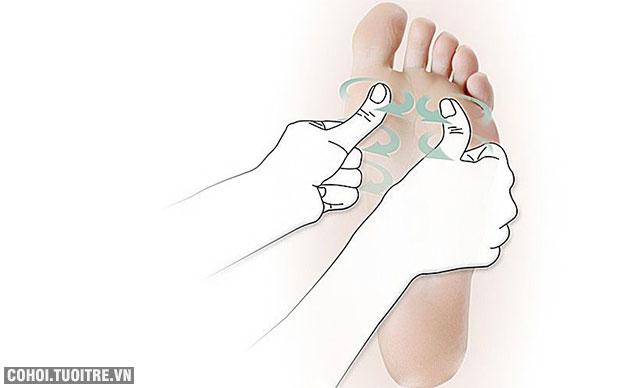 Massage chân khô có hồng ngoại, rung Beurer FM60