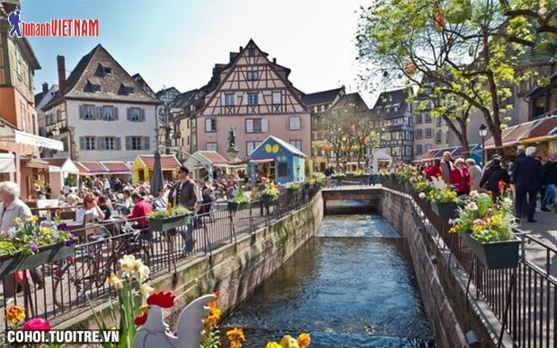 Tour Pháp - Thụy Sĩ - Ý khuyến mãi từ 51,9 triệu đồng