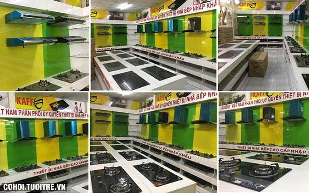 Máy hút mùi bếp 9 tấc kính cong Canzy CZ-3388-90