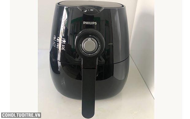 Nồi chiên không dầu Philips HD9220/20 chính hãng