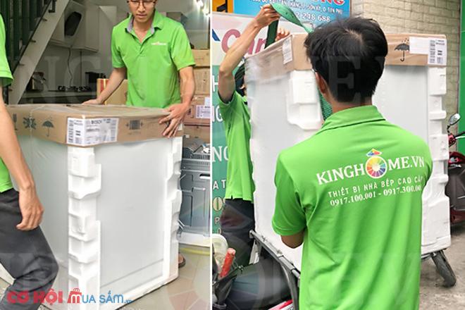 Máy rửa bát Bosch SMS46MI07E