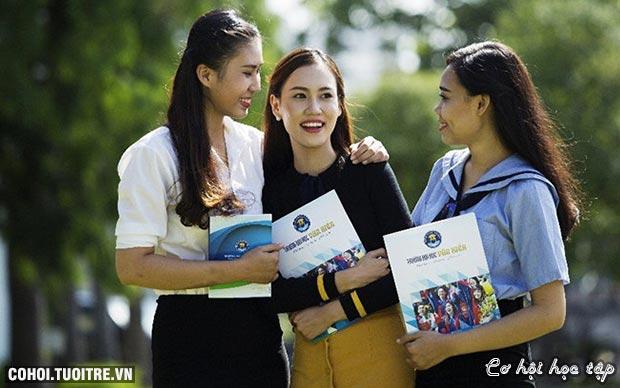 Rộng cửa vào đại học nhờ xét điểm thi và học bạ THPT