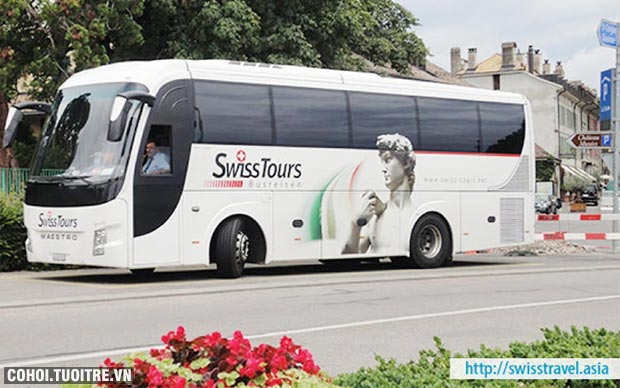 Tour Thụy Sỹ - Đức - Hà Lan - Bỉ - Pháp