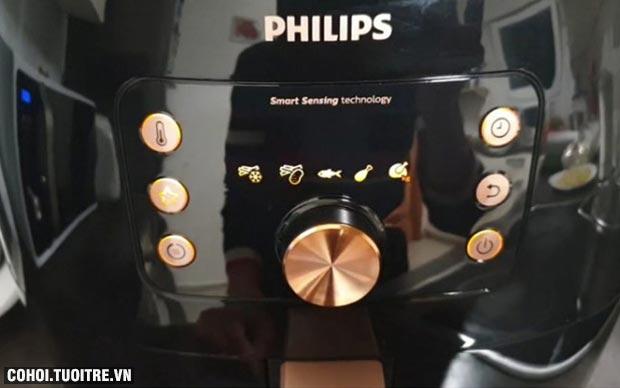 Nồi chiên không dầu Philips HD9860