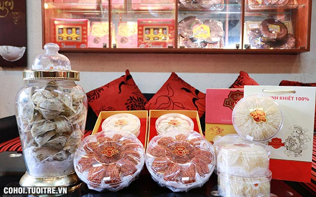Chọn Yến sào Khánh Hòa cho ngày Tết trọn vẹn