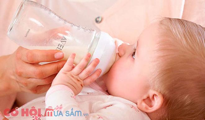 Máy hâm sữa và thức ăn siêu tốc Philips Avent SCF355-00