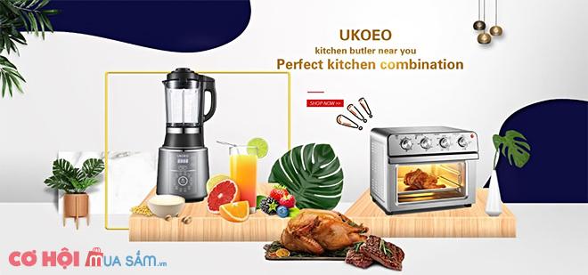 Máy xay nấu đa năng Ukoeo PR5 PLUS