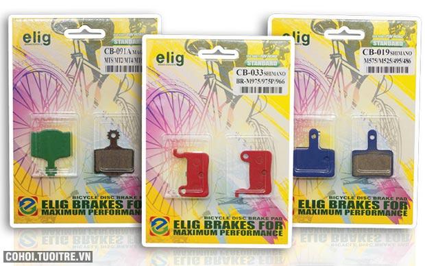 Elig Brake tìm nhà phân phối sản phẩm elig mới