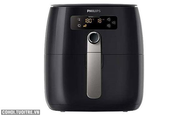 Nồi chiên không dầu Philips HD9643 chính hãng