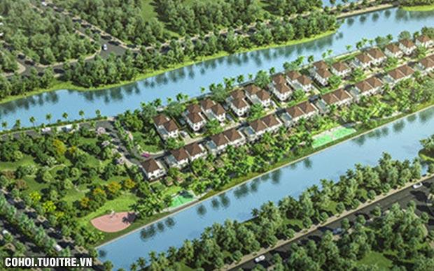 Lực hấp dẫn của bất động sản Nam Sài Gòn