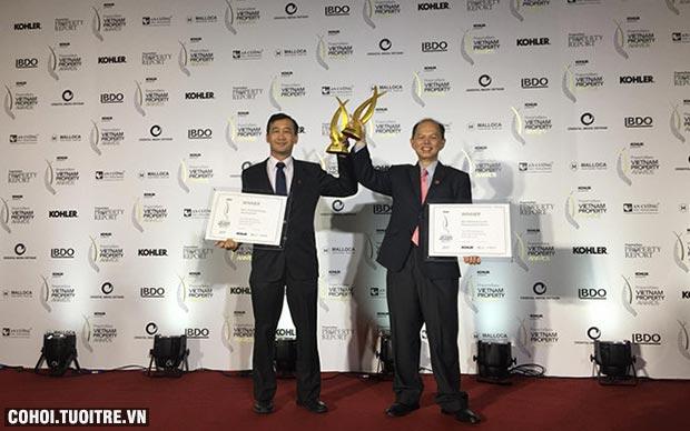 The ZEN Residence nhận giải thưởng Khu căn hộ tốt nhất HN