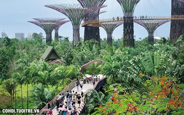 Công trình xanh cho phát triển bền vững