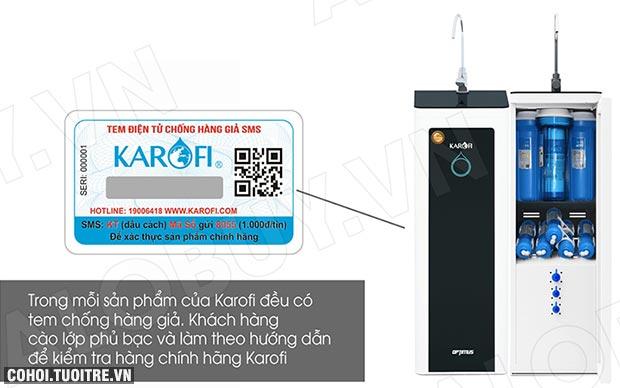 Máy lọc nước RO KAROFI OPTIMUS i1 O-i129A (9 cấp lọc)