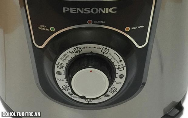 Nồi áp suất Pensonic PPC-1803