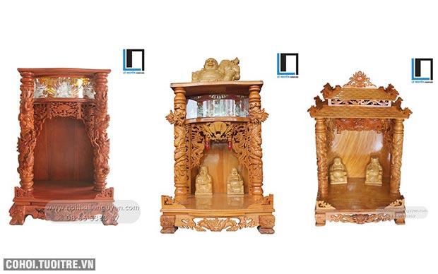Đồ thờ cúng Nội thất Lê Nguyễn giảm giá lớn