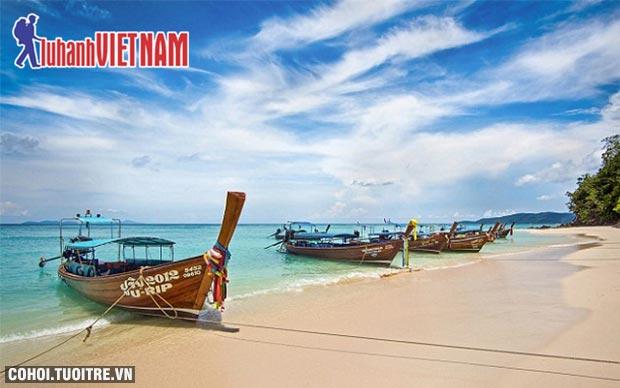 Tour mới - bay thẳng đến Phuket chỉ 6,99 triệu đồng