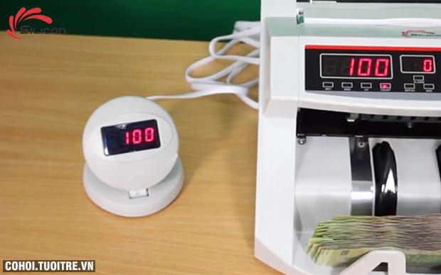 Máy đếm tiền Silicon MC-2200