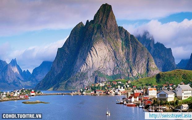 Tour 11 ngày Thụy Sĩ, Đan Mạch, Na Uy, Thụy Điển