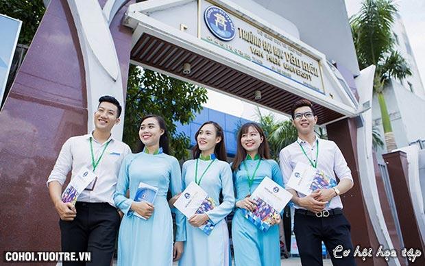 Rộng mở cánh cửa vào đời với trường Đại học Văn Hiến