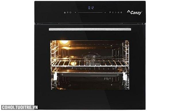 Lò nướng lắp âm tủ CANZY CZ-106F