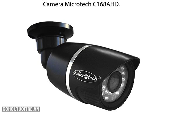 Bộ kit camera Microtech 5004AHD-B