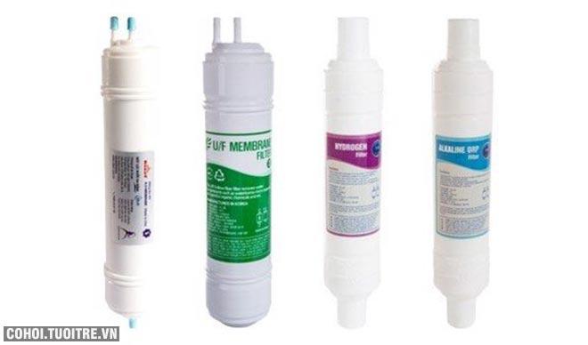 Ứng dụng công nghệ cao, người dùng trực tiếp kiểm soát chất lượng nước lọc