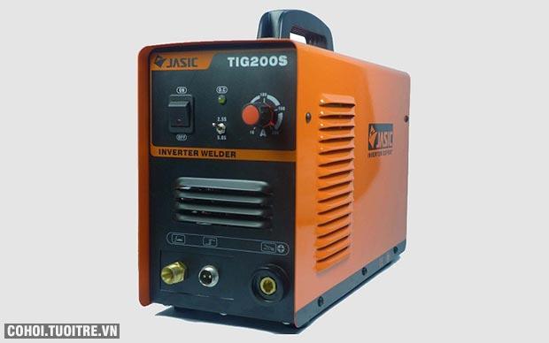 Máy hàn Tig Jasic 200S, cường độ 200A