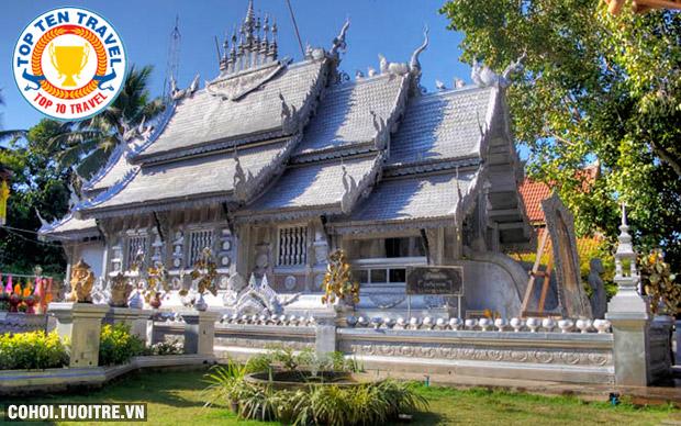 Du lịch Thái Lan 5N4Đ, giá 9,25 triệu đồng