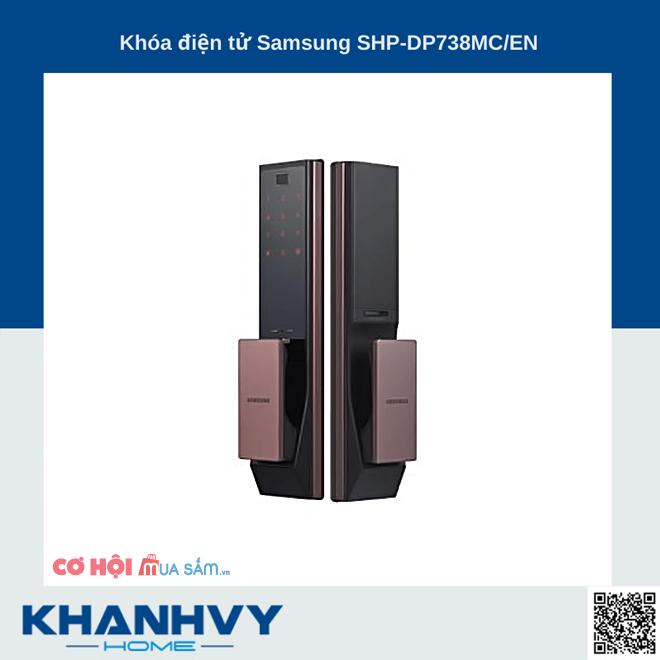 Top 4 khóa điện tử Samsung được ưa chuộng trên thị trường