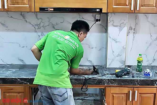 Bếp điện từ Kaff KF-H33IS chính hãng