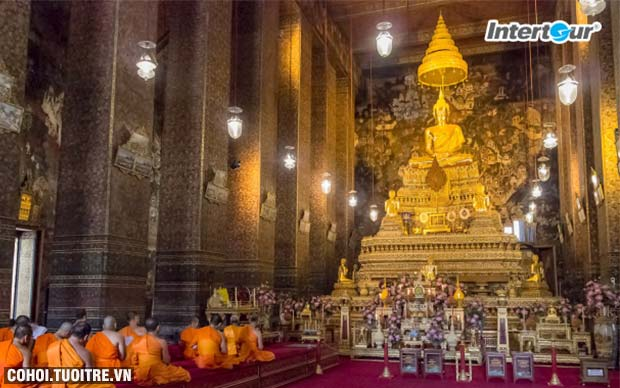 Chỉ 5,8 triệu đồng du lịch Thái Lan trong tầm tay