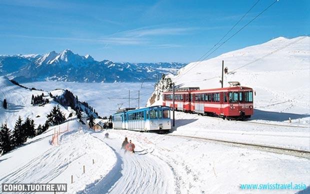 Du lịch Thụy Sĩ - Ý - Hy Lạp