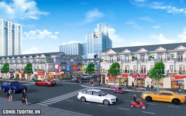 Đầu tư địa ốc, góc nhìn từ Golden Center City 2