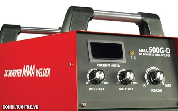 Máy hàn điện tử công nghiệp Legi MMA-500G-D